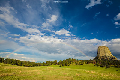 Devil's Tower, Wyoming, USA