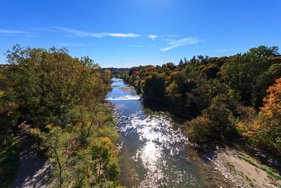 The Humber River From Dundas St W