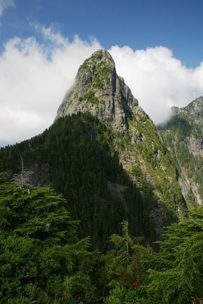 Blanchard needle...summit view