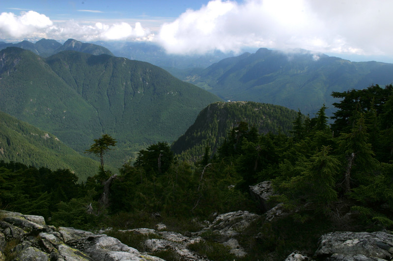 Another great summit view