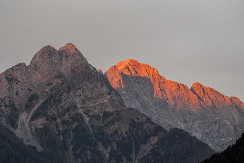 Hochnissl sunrise