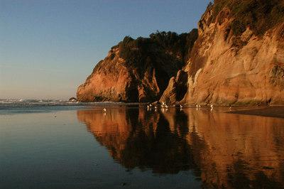 Oregon Hug Beach