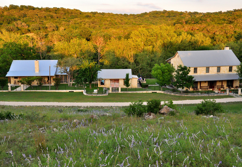 Solid Rock Ranch Houses