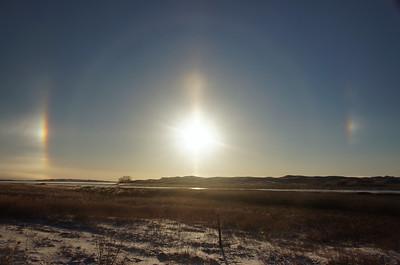 Nebraska Sundog