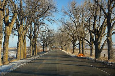 Nebraska Rest Stop