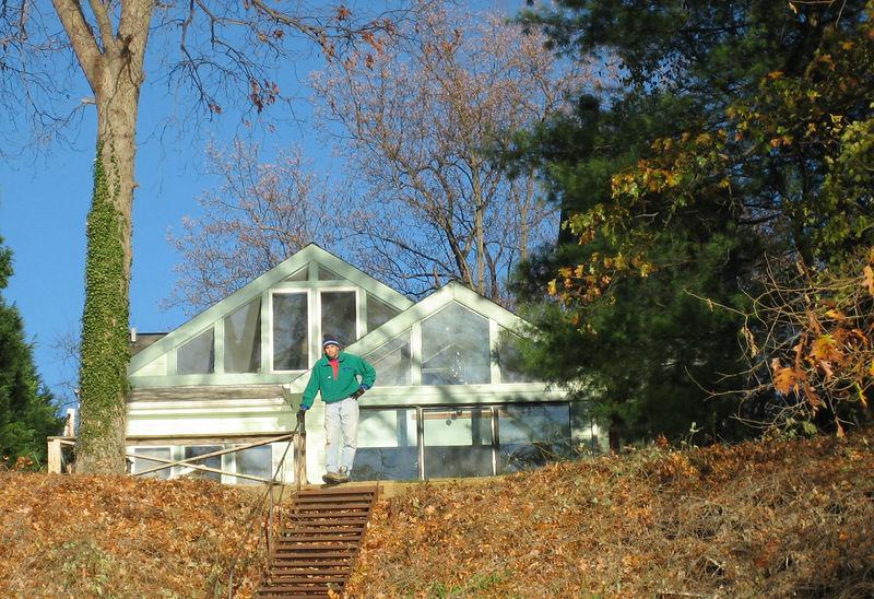 Tim at 6 W. Severn Ridge Road