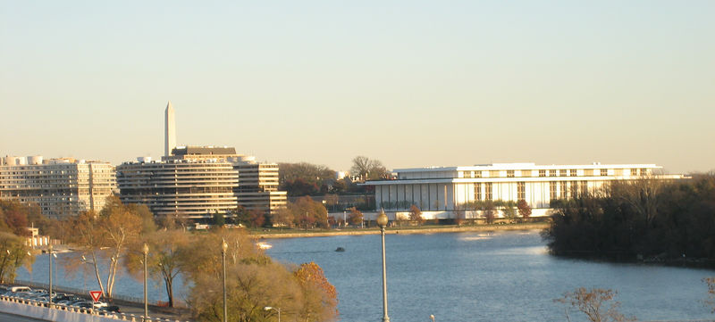 Watergate and Kennedy Center