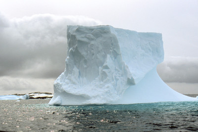 Antarctic Ice Cube