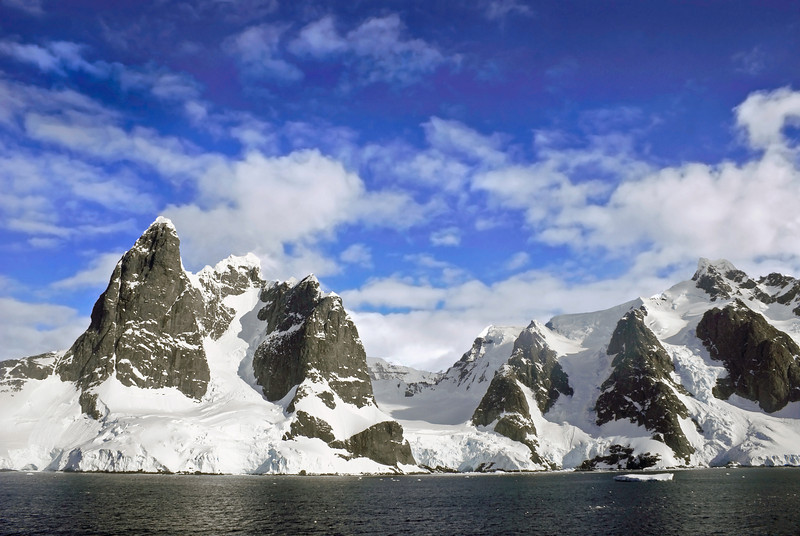 Lemaire Chanel, Antarctica