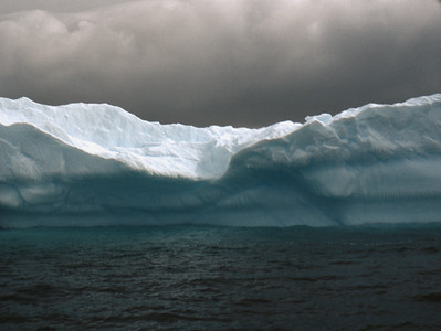 Iceberg in the Yalour Islands, Antarctica;