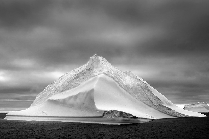 Antarctic Ice shots
