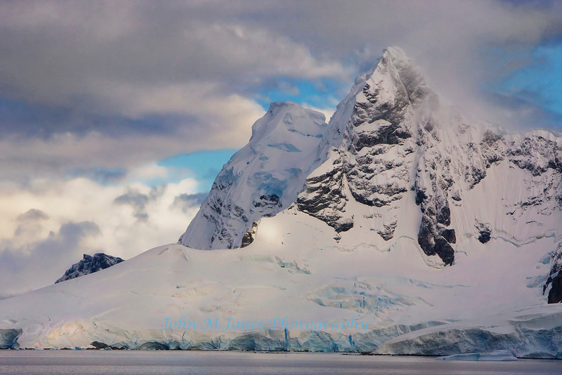 Paradise Bay scene, Antarctica