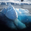 Beautiful Iceberg with underwater detail