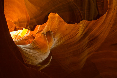 Upper Antelope Canyon Hues