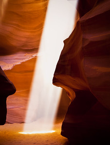 Mammoth Beam at Antelope Canyon