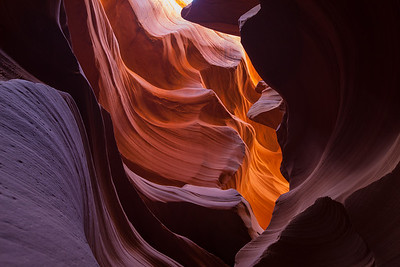 Antelope Canyon Early Light