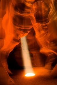 Upper Antelope Canyon Grand Entrance