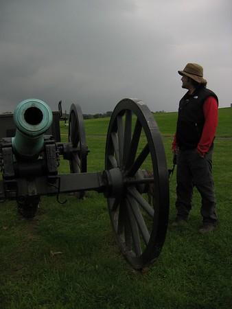 Antietam Hike Oct 03