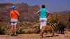 Apache Trail 07 (Viv, Sue, Zoe & Tiko on old FR213 Rd)