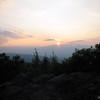 Sunset at Humpback Mtn - Blue Ridge Parkway