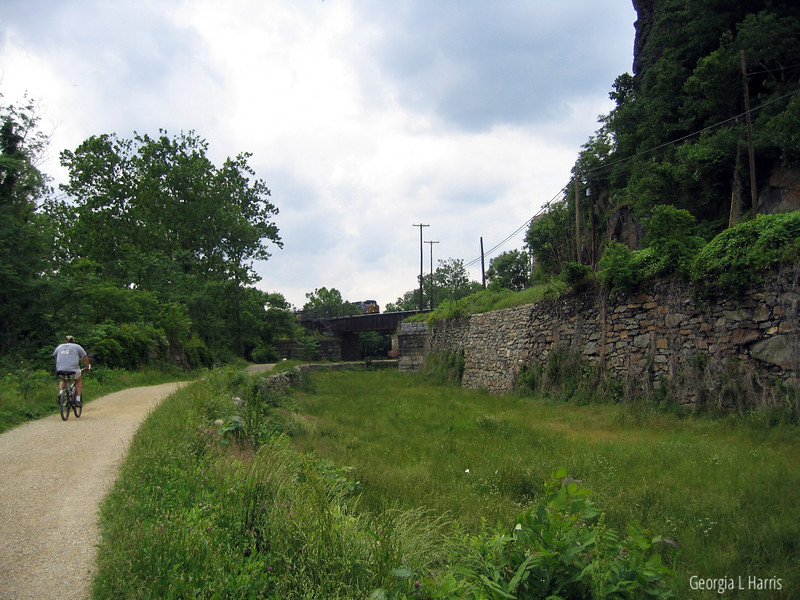 C&O Canal, Harpers Ferry, MD/WV