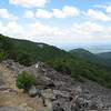 Blackrock: CCC Trail in Shenandoahs
