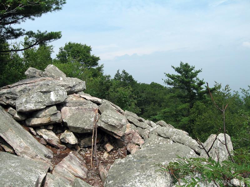 The Cliffs, Knife Edge