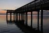 Fishing Pier, Aransas NWR, 10/09/10.