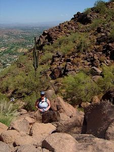 Camelback Mountain 11-Therese