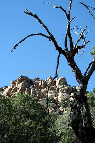 Granite Mountain - Prescott, AZ - 9/06