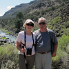 2013- NM-HG and GM- Rio Grande canyon hike
