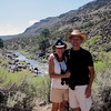 2013- NM- Linda and Tony - Rio Grande canyon