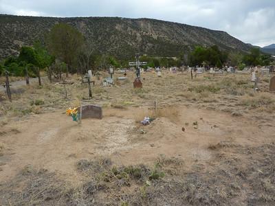Abiquiu Cemetery, NM