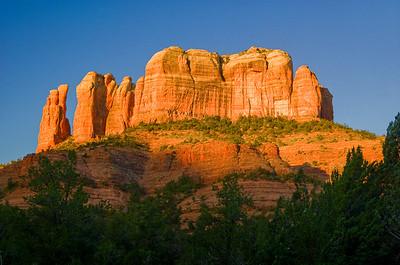 Red Rock in Arizona
