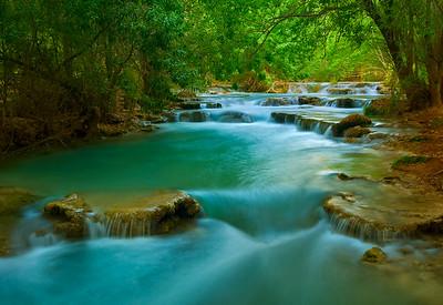 Havasu Creek in Late Afternoon