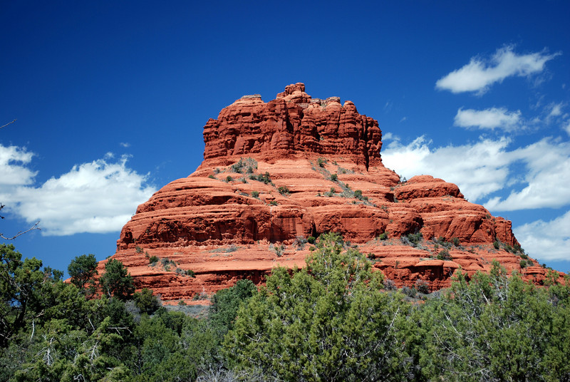Bell Rock. Sedona, AZ. April 2009