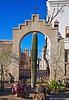 San Xavier del Bac Mission, Tucson, AZ