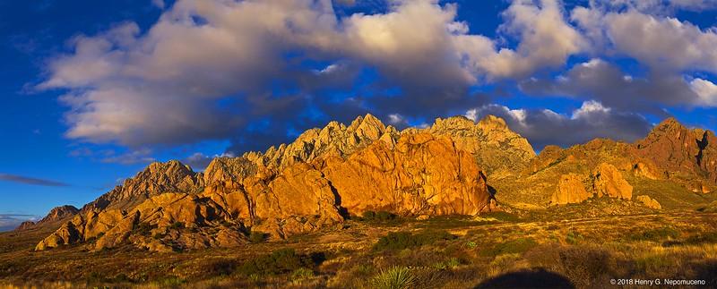 Organ Mountains, Las Cruces, NM