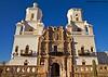 San Xavier del Bac Mission Church, Tucson, AZ