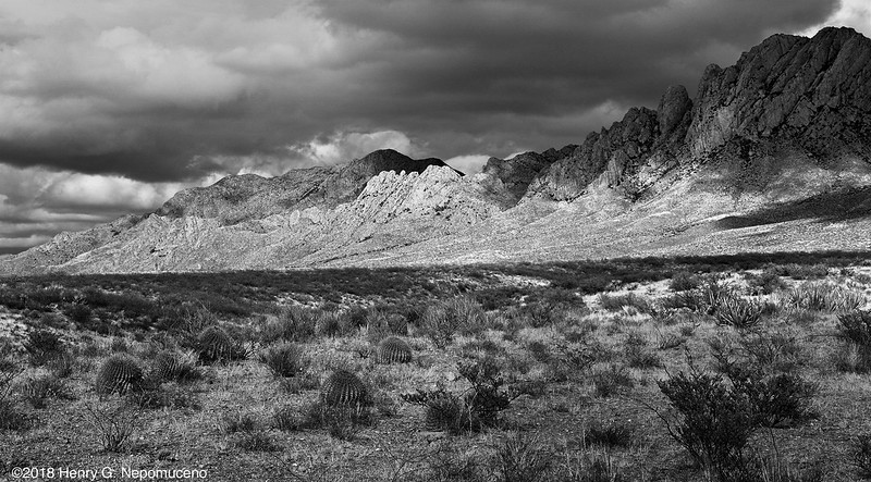Organ Mountains, Las Cruces, NM