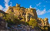 Rock Stacks at Mt. Lemmon Scenic Byway, Tucson, AZ