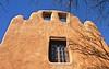 Native American Museum Building Face, Santa Fe, NM