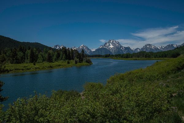 Ox Bow Bend - Snake River