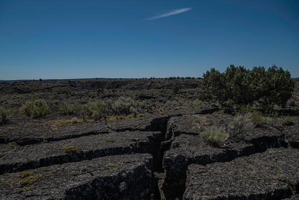 Hell's Half Acre, Idaho