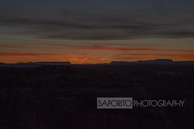 Canyon de Chelley Sunrise