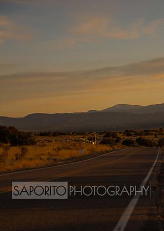 New Mexico Dawn
