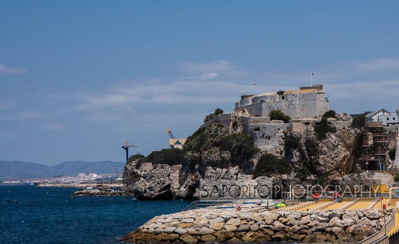Gibraltar Fort