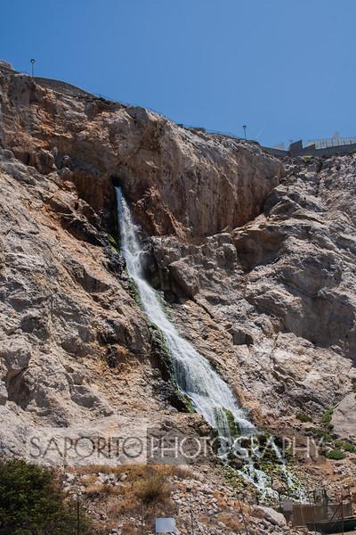 Gibraltar Waterfall