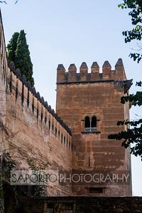 Alhambra - Granada, Andalusia, Spain