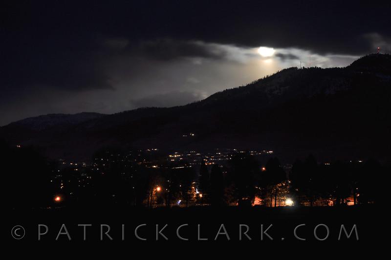 South Hills Moon